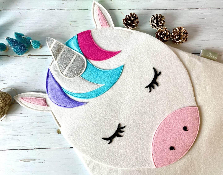 Kids Unicorn Clothes Hamper
