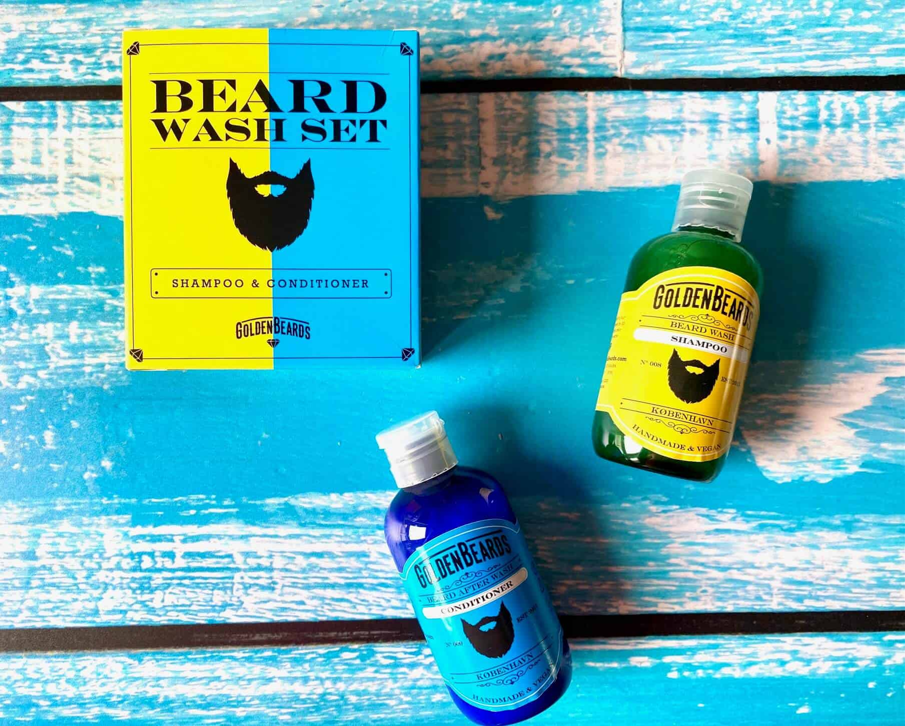 A Christmas Giveaway With Trendhim – Beard Wash Set