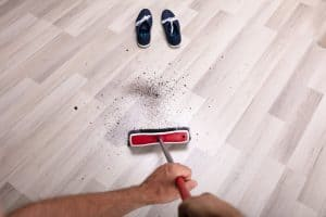 How To Keep The Kitchen Floor Clean From Muddy Shoes