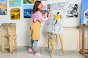 How to Turn Your Art Hobby into a Career