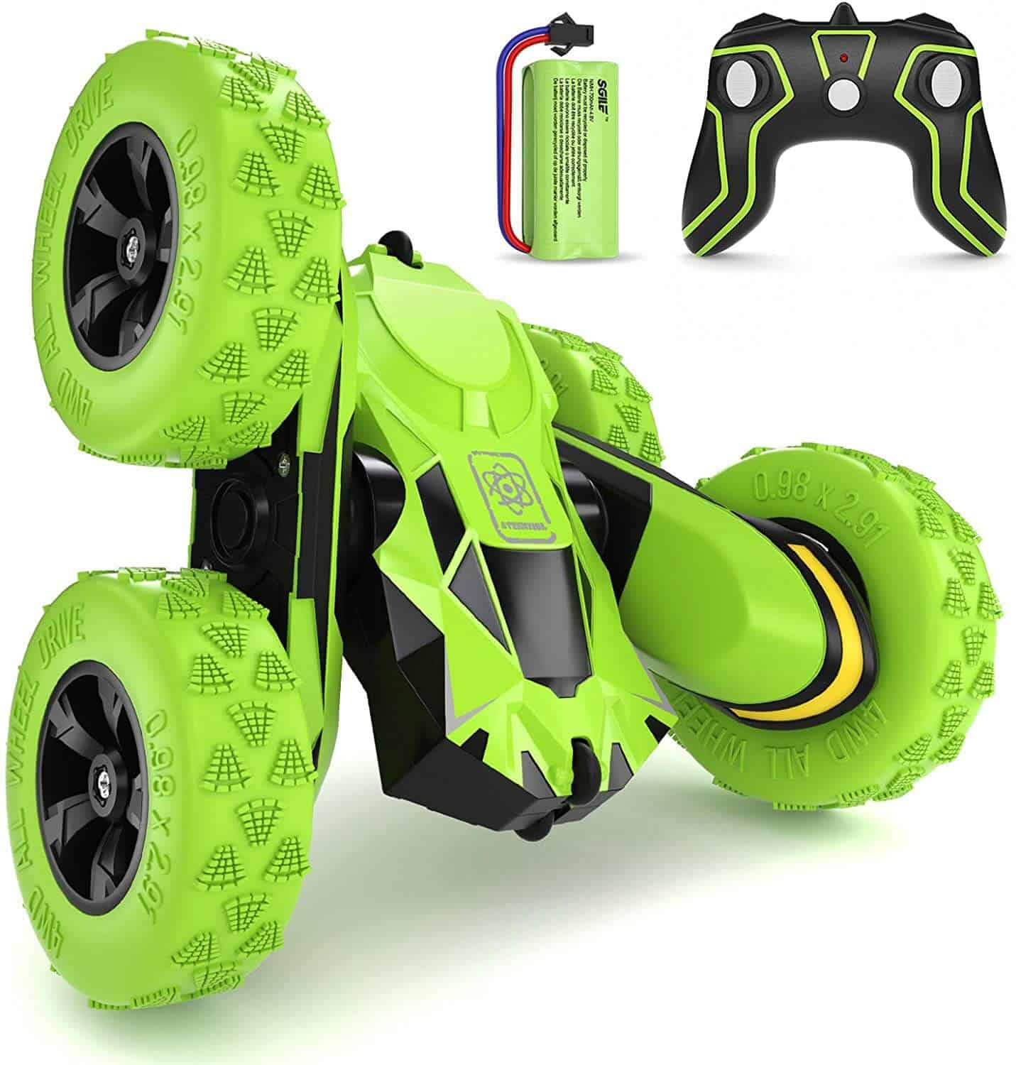 The Best Remote Control Toys For Christmas - RC Stunt Car