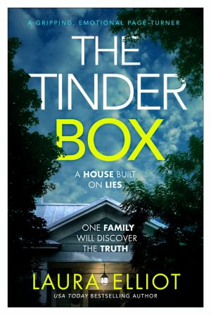 The Tinderbox by Laura Elliot - Book Review