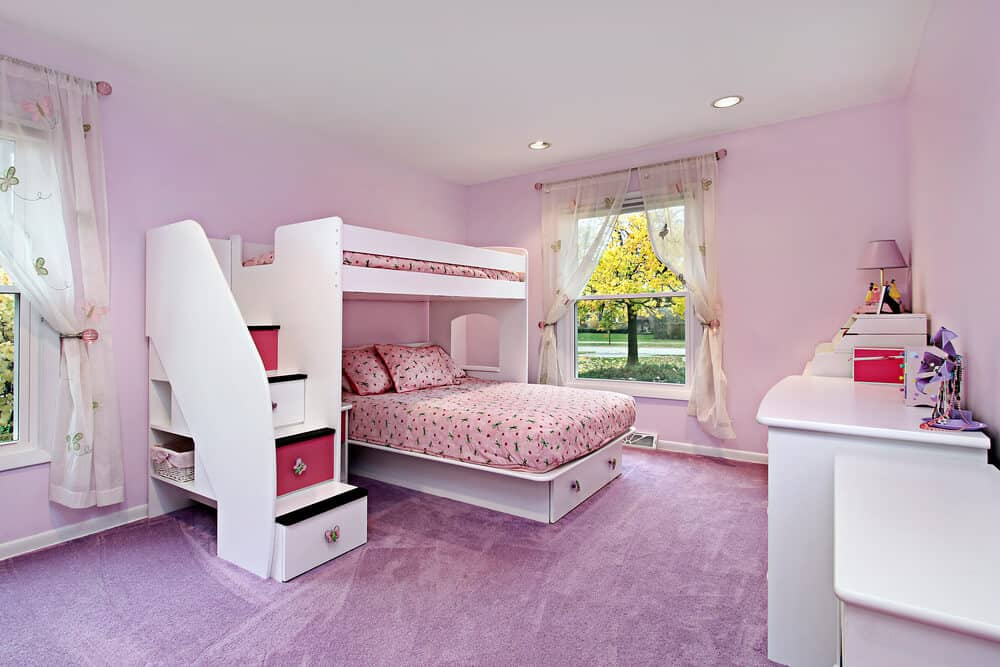 bunk beds to save room space