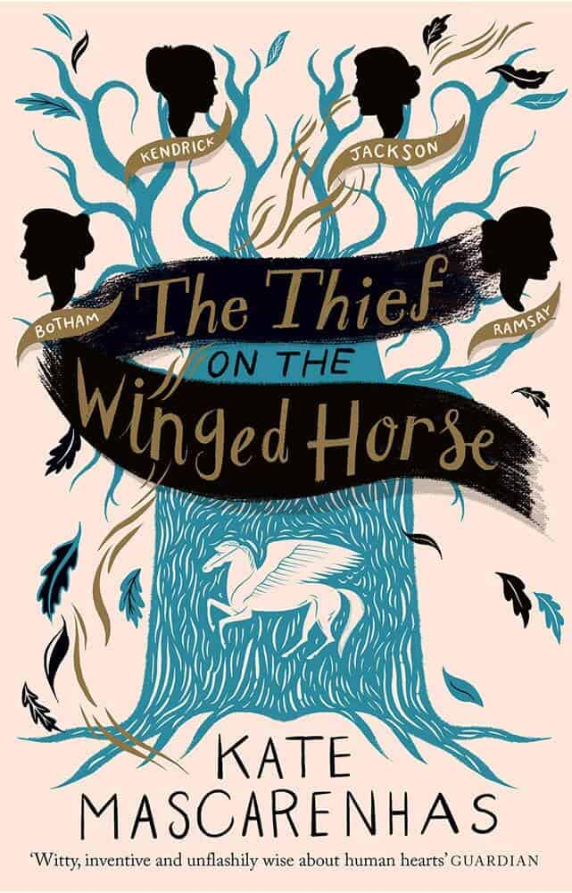 The Thief On The Winged Horse by Kate Mascarenhas - Review and Giveaway