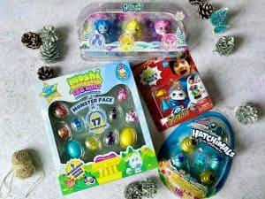 12 Days of Christmas Giveaways – Day 6 Win a Selection of Collectible Toys