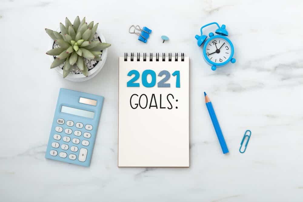 6 Career Goals for 2021