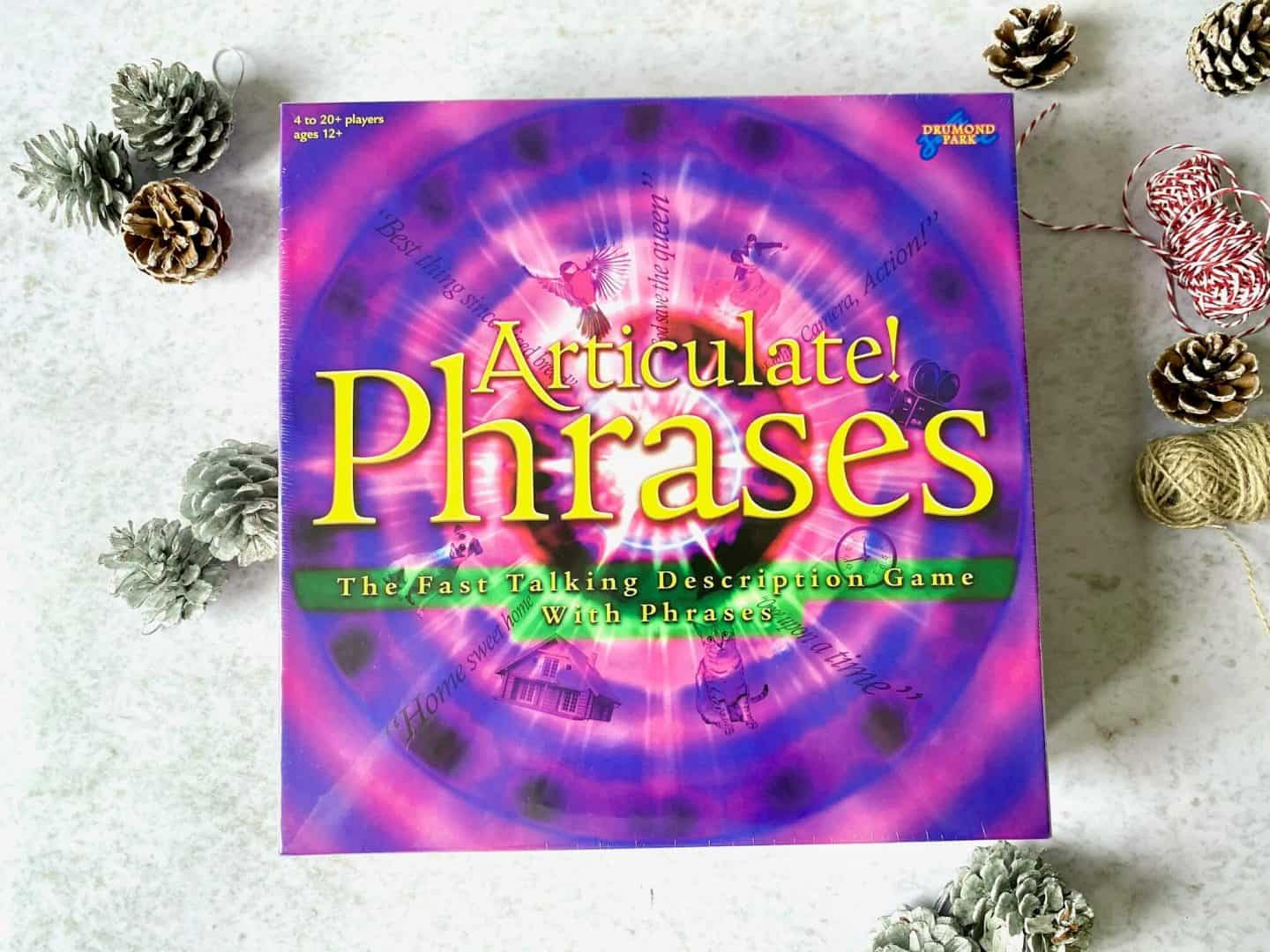 Articulate! Phrases Game