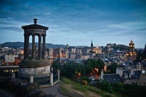 Explore Edinburgh With The Kids