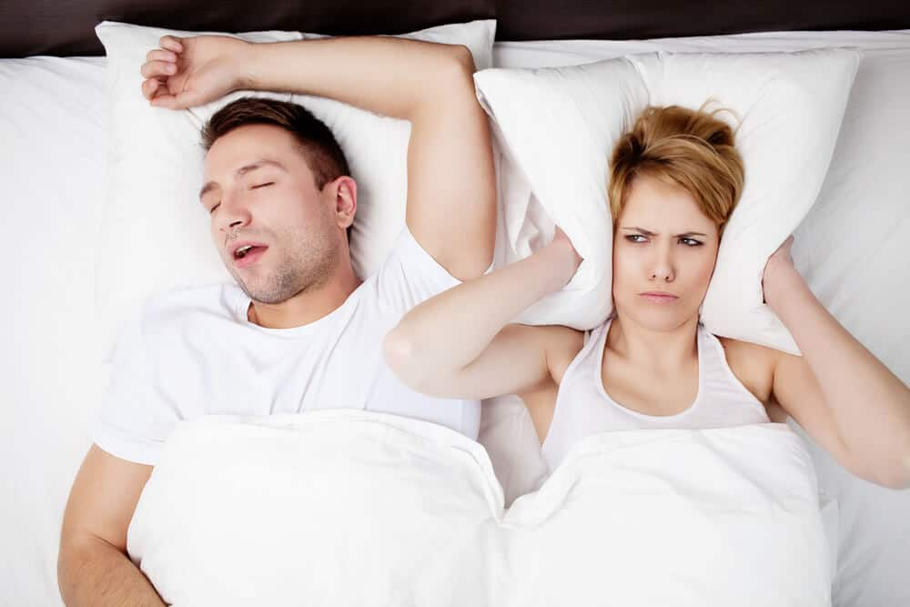Give Snoring a Rest - Solutions for Better Sleep