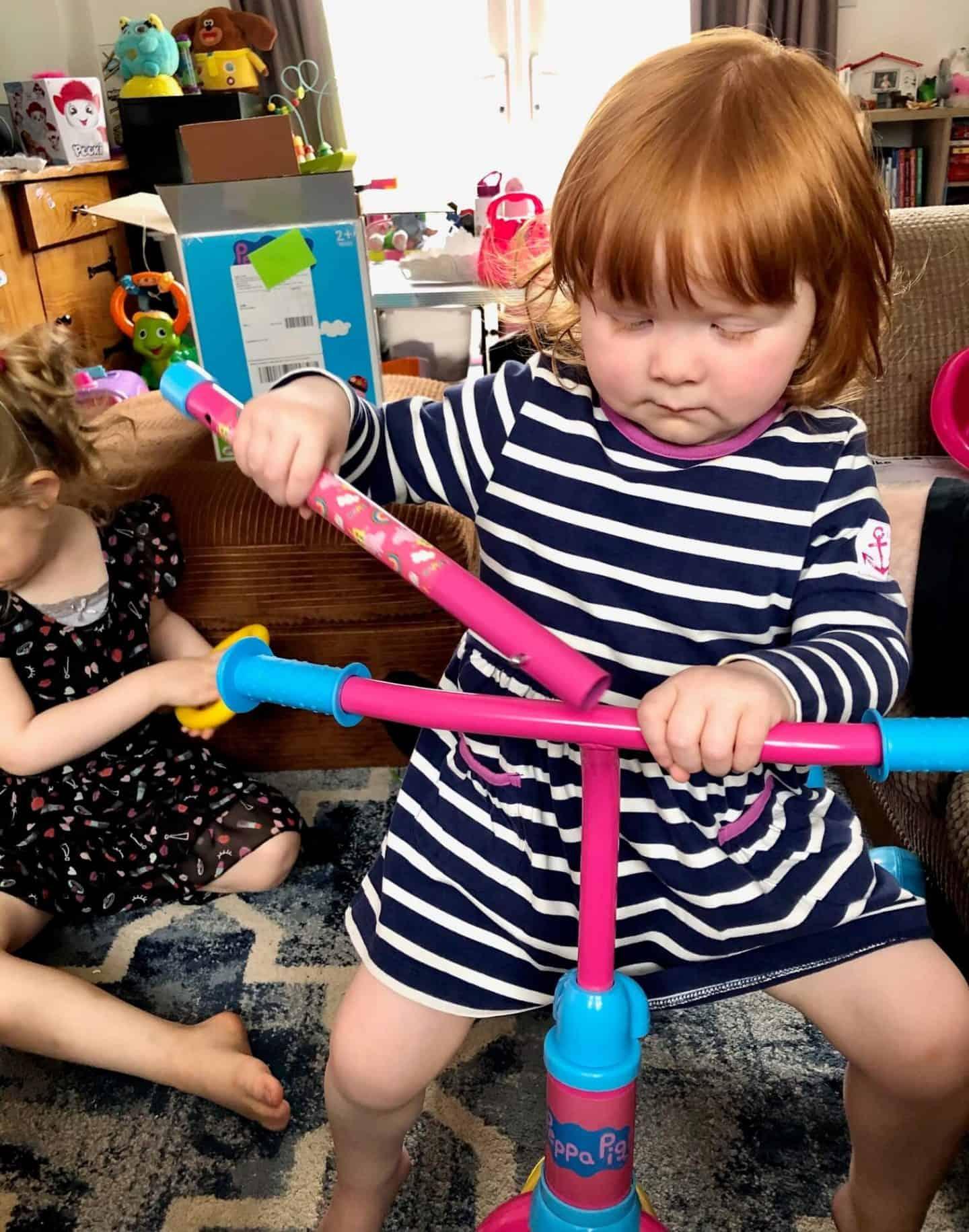 Little Dottie's 2nd Birthday April 2020