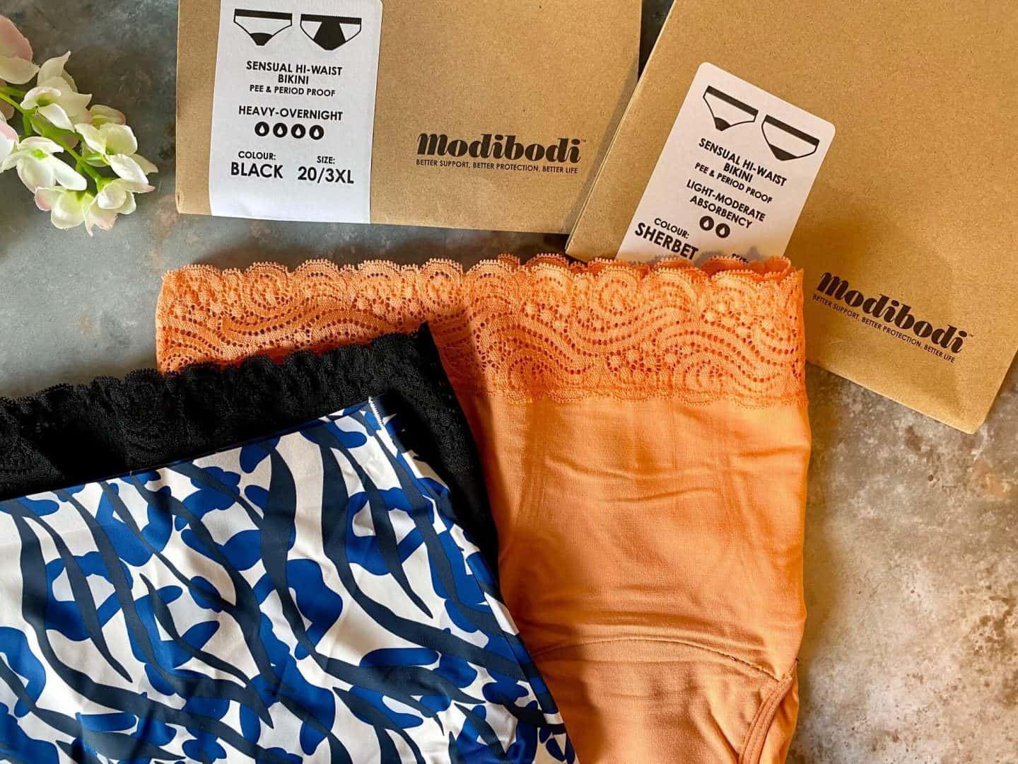 Review: Modibodi - Eco, Stylish Period and Leak-Proof Underwear for Everyone