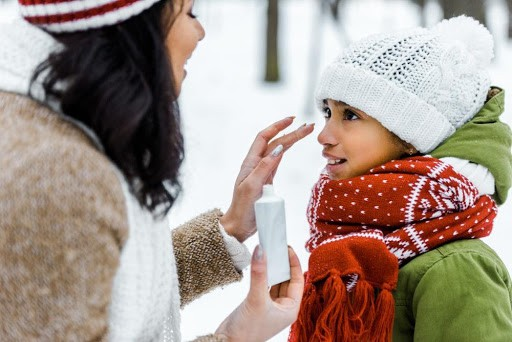 Protect Your Skin During a Harsh Winter