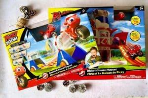 Ricky Zoom Toys