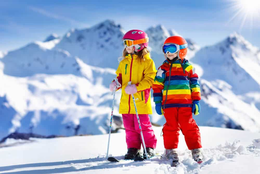 Useful Tips About Children's Skiing