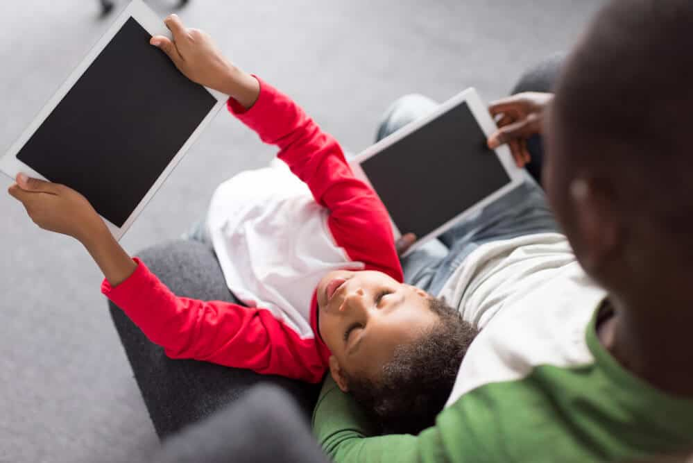 How Do My Child's Lifestyle Choices Affect their Education? - screen time